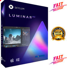 Luminar AI ✔️ Full Version ✔️for Windows✔️ Hot Price ✔️ Pre-activated