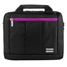 """For Acer / HP/ Dell / Lenovo 11.6"""" Laptop Backpack Messenger Shoulder Bag Black"""
