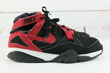 Nike Air Trainer Max 91 Bo Jackson Men's Black Red White Size 10 Shoes Sneakers