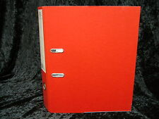 1 x Concord Foolscap Lever Arch File 50mm Capacity Red Folder File C216051