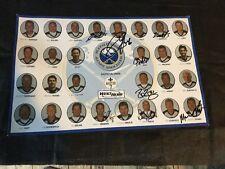 Buffalo Sabers Alumni Association Retired Nhl Players Photo Darryl Shannon