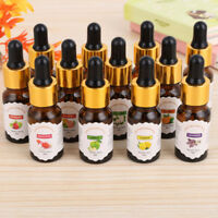 Essential Oils Pure Natural Aromatherapy 10ml Fragrance Aroma Air Fresh Pleasant