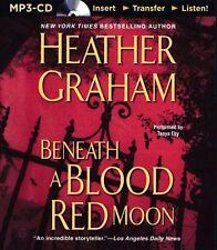 Heather GRAHAM / BENEATH a BLOOD RED MOON              [ Audiobook ]
