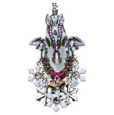 KIRKS FOLLY SNOWFLAKE CLOUD DANCER UNICORN MAGNETIC ENHANCER silvertone