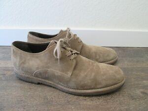 Allen Edmonds Men's Shoes Southside Seude Plain Toe Casual Blucher crepe 11.5