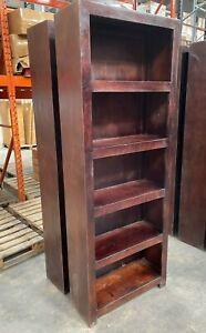 Mango Wood Bookcase (E62)