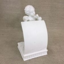 Figurines White Decorative Date-Lined Ceramics