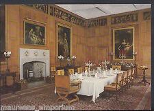 Scotland Postcard - Dining Room,  Dunrobin Castle, Golspie, Sutherland  H515