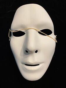 vintage cesar mask Buckethead Slipknot Joey Jordison Original 1983 Blank Male