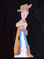 Disney's TOY STORY  original British mini counter card SHERIFF WOODY