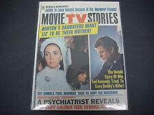 Movie TV Stories Magazine October 1969 Ted Kennedy Save Bobby's Killer M1996