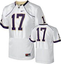 New Nike Washington Uw Huskies # 17 Price Replica Football Jersey Sz Xl $60.00