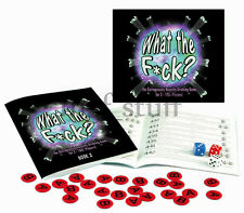 What The F*ck? The Raunchy Edition! Fun Drinking Board Game Party Group