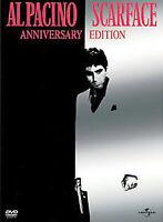 Scarface (DVD, 2-Disc Set,Widescreen Anniversary Edition) - Al Pacino - Region 1