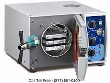 Tuttnauer Valueklave 1730 Autoclave Steam Sterilizer In Stock New In Box