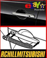 2014 GENUINE MITSUBISHI LANCER & SPORTBACK chrome door handle cover MZ576228EX