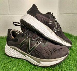New Balance Fresh Foam Men's Running Shoes Black Size UK 9 EU 43 Sport Trainers