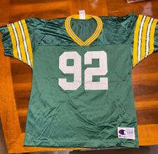 Vintage 90s Champion Green Bay Packers Reggie White 92 Jersey Youth XL 18-20
