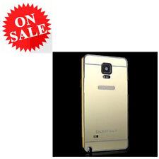 Verizon Luxury Phone Case For Samsung Galaxy Note 4 New Bumper Mirror Back Cover