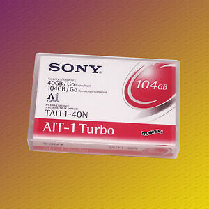 Sony TAIT1-40N, AIT-1 Turbo, Data Cartridge, Datenkassette, NEU & OVP