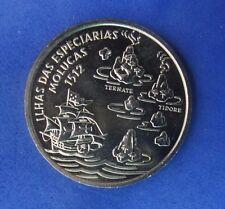 PORTUGAL 200 Escudos Gedenkmünzen 1995 KM#682  MOLUCAS ISLANDS