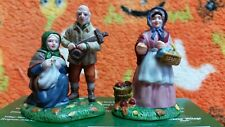 Dept 56 Halloween All Hallows Eve Begging for Soul Cakes   Dickens Village 58412