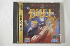 (Used) Sega Saturn Golden Axe: The Duel [Japan Import]