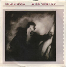 """THE LOVER SPEAKS - No More I Love You's  7"""" 45"""