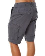 Mens Billabong Scheme Asphalt Stretch Cargo Walk Shorts, Size 32. NWT. RRP$79.99