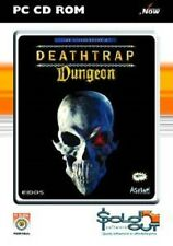 Deathtrap Dungeon, PC DVD-Rom Game.