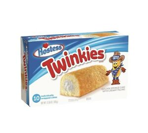 American Original Hostess Twinkies BOX 10 Count