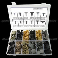 398 Auto Body Clip Push In Fasteners Fir Tree Type Retainer Assortment Universal