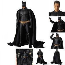 Medicom Mafex No. 049 DC Batman Begins Suit PVC Action Figure Statue Toy Decor