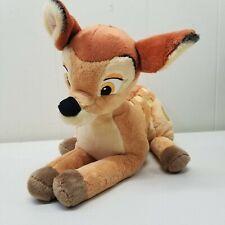 BAMBI Disney Plush Stuffed Toy Animal Deer Recycled