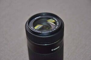 Canon Ef-s 55-250mm Is STM F4-5.6 Image Stabilizer Zoom Lens