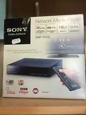 Sony Internet Wifi Network Player. Wifi Rrp £149