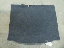 9561 C4 2011-2016 VW MOVE UP 3 DOOR HATCHBACK REAR BOOT MAT CARPET 1S0863463E