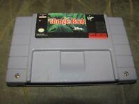 The Jungle Book  for the Super Nintendo Snes  Tested Authentic Original