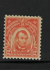 Philippines 295, Mint Light Hinge