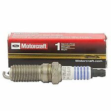 Set of 4 Motorcraft Spark Plug SP411 For Ford Mercury Mazda Lincoln 1995-2015
