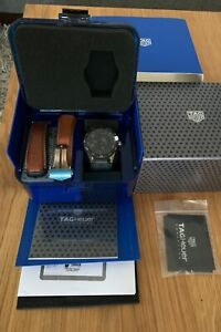 Tag Heuer Connected Watch 46 Titan SAR8A80 Special Edition Set + 2. Armband