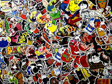 Lot de stickers autocollants enfant , disney , anime , pixar , minions , heros