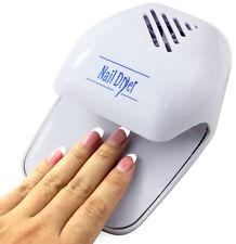Mini UV Gel Nageltrockner Nail Nagel Dryer Nagellack Trockner Nagelstudio Weiß