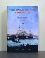 Law, Customs, Naval Government in Newfoundland, 1699-1832, Rule of the Admirals