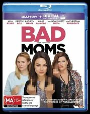 Bad Moms (Blu-ray, 2016)
