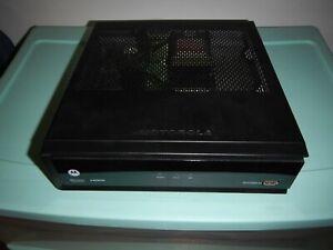 Motorola HDMI DOLBY DIGITAL DCX3200-M. CABLE BOX