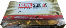 Upper Deck 2019 Marvel Cinematic Universe 10th Anniversary Sealed Hobby Card Box