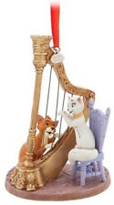Duchess and Thomas O'Malley Sketchbook Ornament New Disney Aristocats Cats