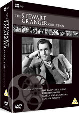STEWART GRANGER ICON BOXSET - DVD - REGION 2 UK