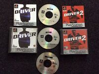 Sony Playstation One Driver+ Driver 2